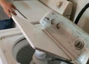 Reparación de lavadoras automáticas y mtto