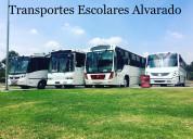Transporte de personal en camiones y camionetas