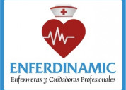 Cuidadoras y enfermeras