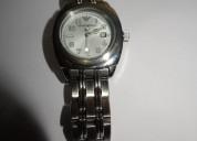 reloj original emporio armani para dama ar6110