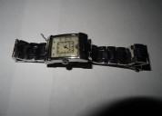 reloj emporio armani ar3100 acero inoxidable