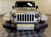 Jeep modelo wrangler 2013