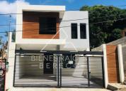 Casa nueva en venta col. las conchitas cd.madero