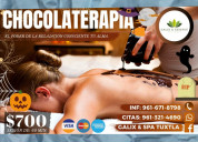 Chocolaterapia spa galix