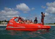 Sharky jet boat se vende