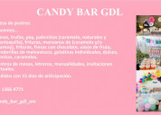 candy bar GDL