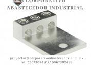 Zapatas bimetalicas y de aluminio