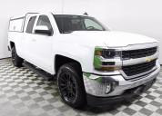 Chevrolet silverado 2016 c/caja