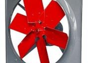 Ventilador tipo axial ferca