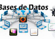 base de datos excelente para call center