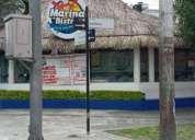 Restaurant marina bistro, oportunidad.