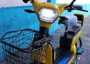 Moto electrica golovolt modelo z2, contactarse