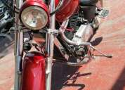Vendo honda shadow 1100