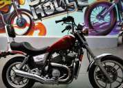 Honda shadow 500 1983