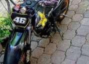 Italika dm 2015  en buenas condiciones