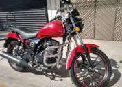 Vendo bonita motocicleta rc, contactarse