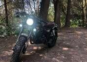 Se remata motocicleta iron clan legend