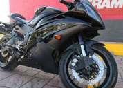 Yamaha r6 modelo 2015