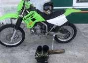Motocross kdx 200 cc 2 tiempos
