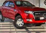 Ford ranger 2017 seminuevo