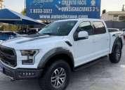 Ford lobo 2018 4p raptor svt doble cab.