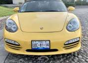 Porsche boxster modelo 2010