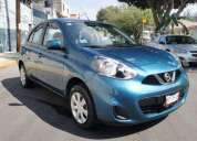 Nissan march impcable flamant