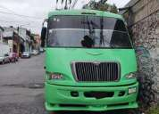 Se vende autobus urbano 27 pasajeros, contactarse.