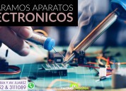 Reparacion de aparatos de electronicas
