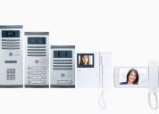 Aiphone intec commax elvox reparación videoportero