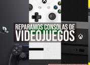 Repacion de consolas de video juego