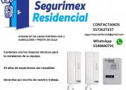 mantenimiento de interfonos 5572627237