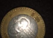 Moneda $20 año 2000