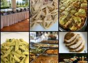 Buffet italiano, un deleite para tu celebraciÓn