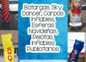 Sky dancers fundas en colores