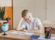 Refuerzo escolar (individual)