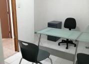 Ofrecemos la mejor oficina amueblada a buen costo