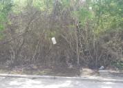 Terreno en venta en fraccionamiento nuevo mahahual