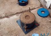 Prueba proctor control de calidad de materiales