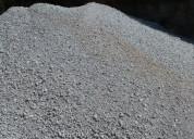 Piedras de decoración de jardín tepo jal varias