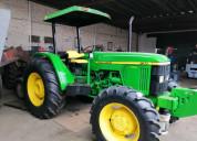 Tractor john deere  2002  modelo 5715 4x4