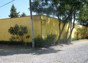 Vendo terreno residencial campestre en huertas la