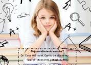 Terapia a niños y adolescentes