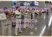 Mariachis en el yaqui 5510467036-df cuajimalpa mx