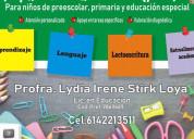 Centro de lenguaje, aprendizaje y psicología