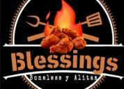 Blessings boneless y alitas