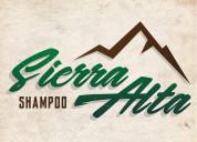 Shampoo natural hair