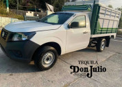 Nissan pick up estaquitas redilas 2017