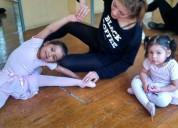 Clases en lÍnea danza niños, sábados, sur, medias