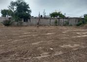 Venta de terreno cerca de  villas del río